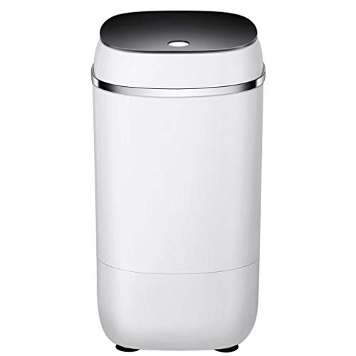 Mini Portable Washing Machine – Small Semi-Automatic Compact Washing Machine with Timer Control Suitable for Hotels/Apartments/Dormitories, Etc.