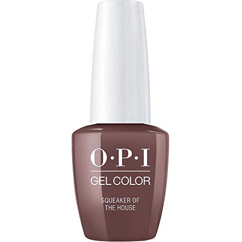 OPI GelColor, Squeaker Of The House, 0.5 Fl. Oz. gel nail polish