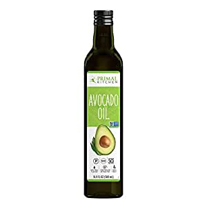 Primal Kitchen - Avocado Oil, Whole30 Approved, and Paleo Friendly (16.9 oz) (OIL-AV6)