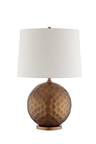 Catalina Lighting 20582-001 Isabella Table Lamp with White ...