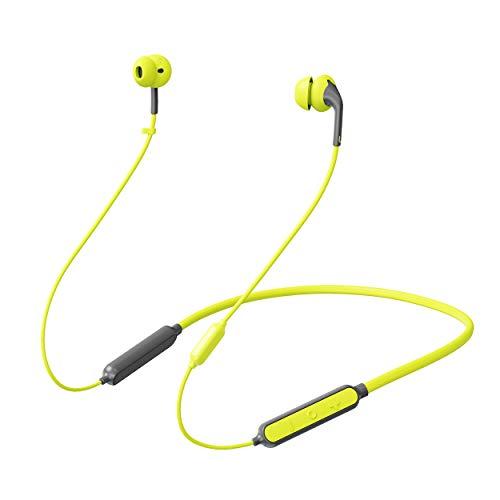 233621 Wave Bluetooth Headphones IPX5 Waterproof Wireless Sport Earbuds, 15H Battery, Bluetooth 5.0, 10.7mm Drivers HiFi…