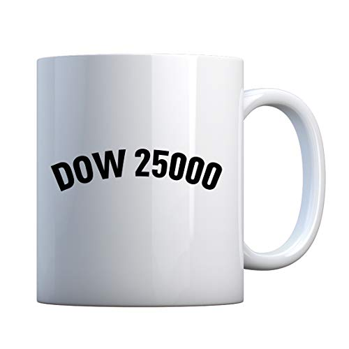 Mug Dow 25000 11oz Pearl White Gift Mug