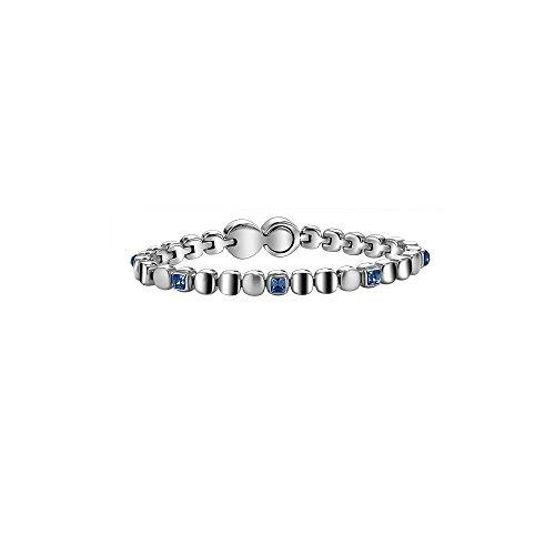 Breil Bracelet Rolling Diamonds Female Stainless Steel Crystals tj1458