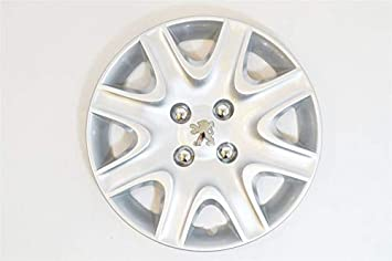 Brisbane Style 5416R6 PSA New Genuine Peugeot 207 15 Wheel Trim x1 8 spoke Hub Cap