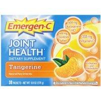 Emergen-C Joint Health, Tangerine, 30-count