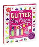 Best Clay Charm Kits - Make Glitter Clay Charms Kit Review