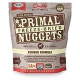 Primal Canine Venison Freeze Dried, 5.5 Oz