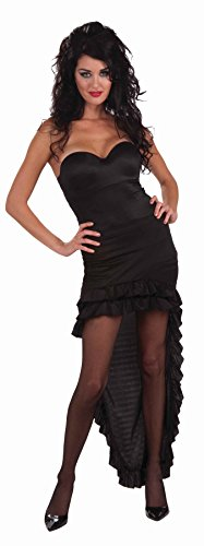 Vampiress Ruffled Skirt Adult Costumes (Vampiress Ruffled Skirt)