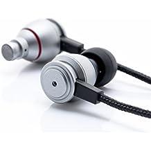 V100S - Hi-Res XBASS In-Ear Headphones / Metallic Silver