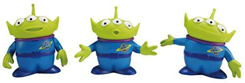 토이 스토리 4 리얼 사이즈 토킹 피겨 외계인 세트 (길이 15cm)