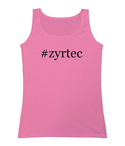 zyrtec-womens-hashtag-tank-top-pink-large