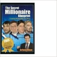Buy the secret millionaire blueprint book online at low prices in flip to back flip to front malvernweather Images