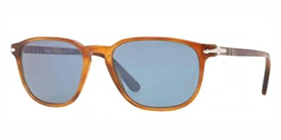 74a4a6e705 Image Unavailable. Image not available for. Color  Persol Sunglasses PO  3019S HAVANA 96 56 ...