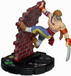 HeroClix: Vega # 14 (Uncommon) - Street Fighter