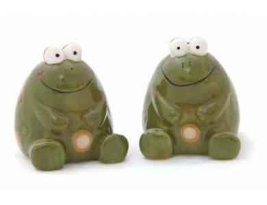 Frog Salt & Pepper Shakers Cruet set