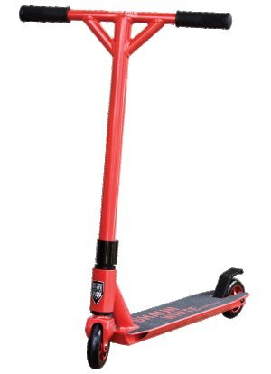 app-controlled-scooter-and-car-red