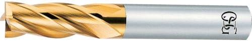 オーエスジー 株 OSG ハイスエンドミル TIN 多刃ショート 14 88224 EX-TIN-EMS-14