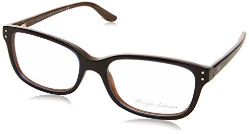 Ralph Lauren Eyeglass Frames RL6062 5150-52 - Top Bue/horn - Rl Glasses