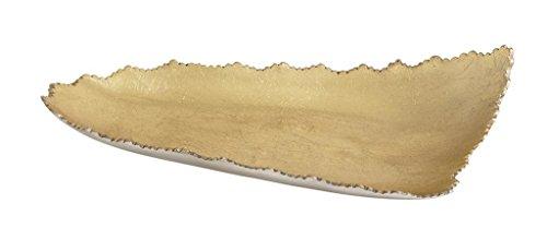 deco-79-aluminum-cracked-eggshell-tray-19-by-5-inch