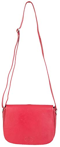 Negro Bolso hombro Red mujer 31 para Negro Cuero 9762 al ROWALLAN de S EpTqz6