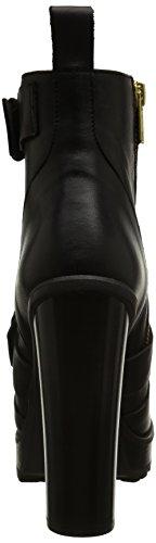 Buffalo BB Kanea - Botas mujer negro - Noir (Negro 01)
