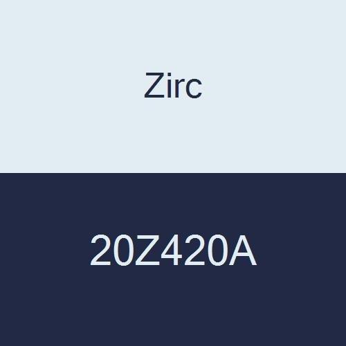 Zirc 20Z420A E-Z Access Shelf, 41.91 cm x 25.4 cm x 5.72 cm Size, White