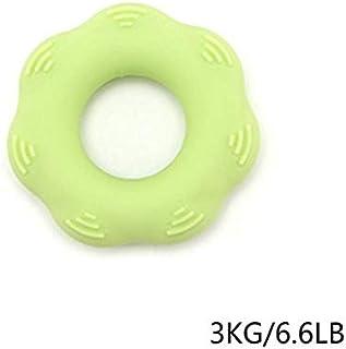 HATCHMATIC Finger Main Entraîneur Anneau Poignet Muscle Puissance Forearm Formation exerciseur par Fortifiant Fitness Gym: Green Light, Chine