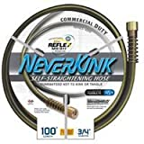 TeknorApexProducts Neverkink Garden Hose 3/4X100', Sold as 1 Each