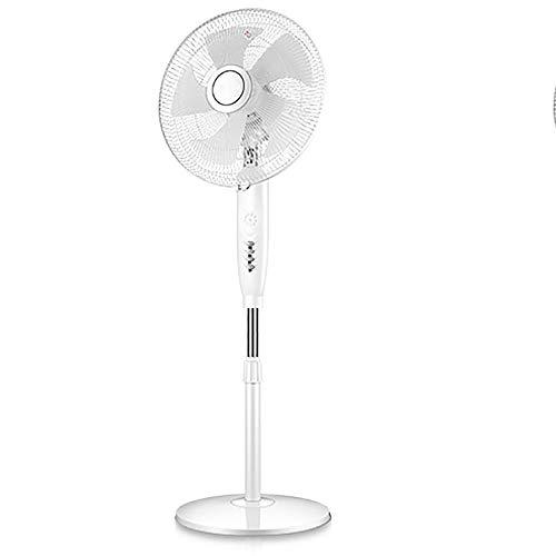 BLWX - Floor Fan-Electric Fan Floor Fan Household Mute Energy-Saving Shaking Head Fan Desktop Vertical Industrial Timed Dormitory Fan / 220V-50HZ Stand Fan (Color : ()