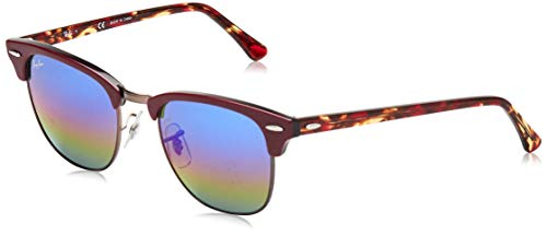 RayBan Rb3016 Clubmaster Square