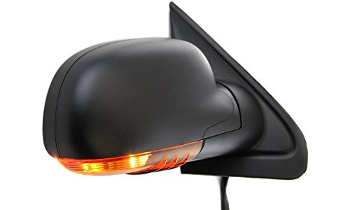 Power Mirror for Trailblazer 04-07 Right Side Manual Folding Heated W/Memory And Signal Light ()