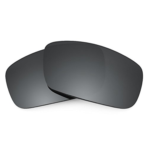 Revant Polarizados repuesto Lentes — Negro para Logan Chrome Spy de Optic múltiples Opciones Mirrorshield Rxxwr