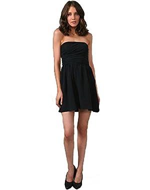 THEORY Frederica Black Silk Dress LBD