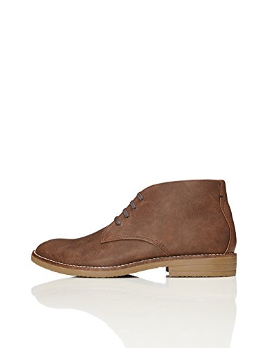 Tan FIND Herren Braun Desert Boots AR6AT