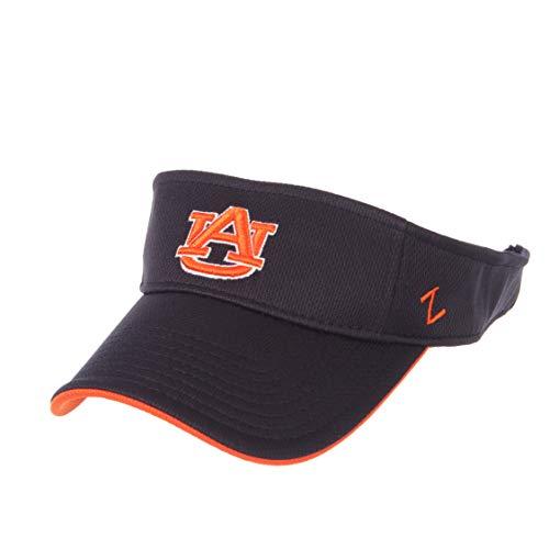 Zephyr NCAA Auburn Tigers Men's TC Volley Visor, Adjustable, Navy