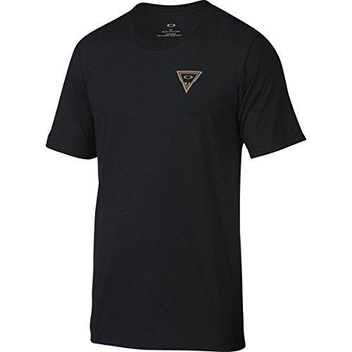 Oakley Men's Skull Train T-Shirt, Blackout, - Oakley Skull