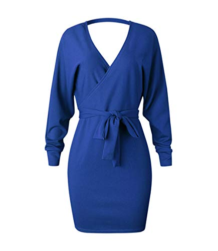 Maglione scuro blu a shopping trapezio donna 365 4g8cTW7Yn