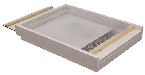 beeline-apiaries-painted-assembled-screened-bottom-board-with-tray