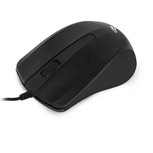 Mouse USB, C3Tech, Ms-20Bk, Mouses, 402021060101, Preto