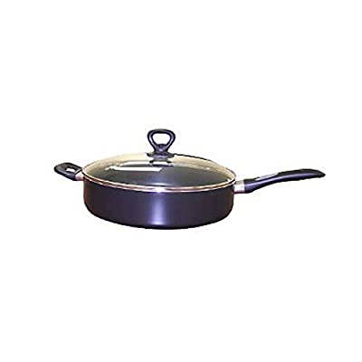 T-fal WearEver A8018274 Comfort Grip 12 in. Covered Skillet