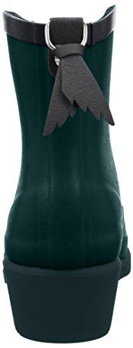 Aigle Womens Miss Juliette Bottillon Rubber Boots Pinede Marine 4NXNhbU
