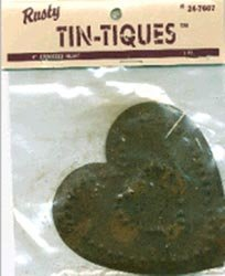 Rusty Tin-Tiques 24-7607 - 4