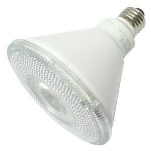 TCP LED14P38D24KFL - LED - 14 Watt - PAR38 - 90W Equal - 1840 Candlepower - 40 Deg. Flood - 2400K Warm White
