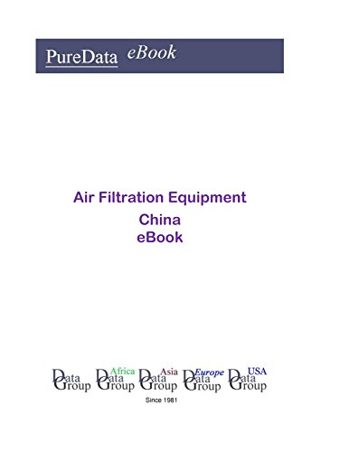 Air Filtration Equipment in China: Market Sales in China