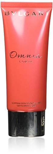 Bvlgari Omnia Coral Body Scrub for Women, 3.4 Ounce -