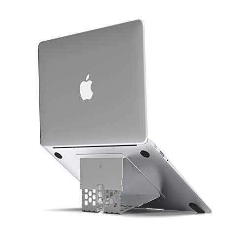 Majextand MacBook Stand/Laptop Stand | Thinnest Adjustable Portable Ventilated Ergonomic Stand | Integrate with Most Notebook Computers Under 18