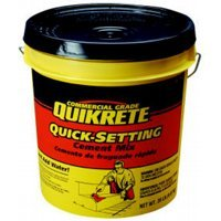 (Quikrete 124020 Quick-setting Cement, 20 Lb by Quikrete)
