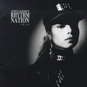 Rhythm Nation 1814 by Jackson, Janet (1989) Audio CD
