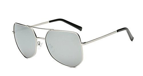 métallique de Lennon du de lunettes vintage soleil Comprimés inspirées Mercure retro en cercle style polarisées rond 1nndqP