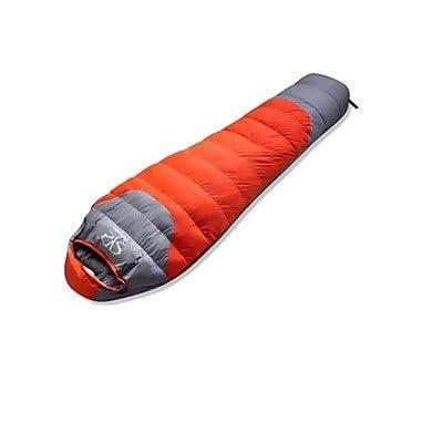 ZYT Sac de couchage Sac Momie Simple -10 Duvet de canard 1500g 210X80 Randonnée / Camping Garder au chaud / Compression / Temps froid LMR . 210x80